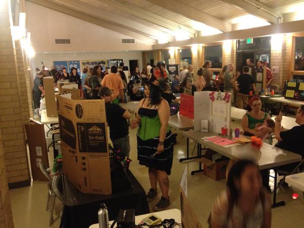 The 2015 Alchemy Art Fundraiser