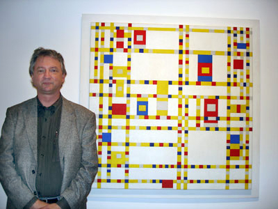 Dale and the Mondrian