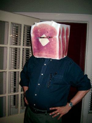 Dale's Toast Head