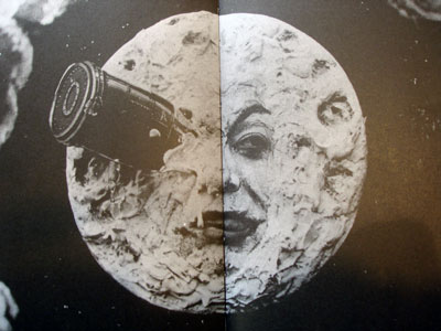 Melies, man in the moon